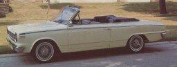 1965 Rambler American 440