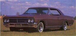 1966 Buick Skylark Gran Sport