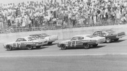1967 NASCAR Grand National Results