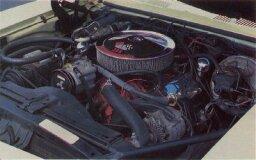 Chevy 396-cid V-8 Engine