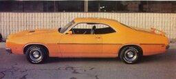 Mercury Muscle Cars