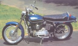 1971 Harley-Davidson XLH Sportster