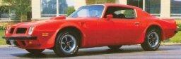 1974 Pontiac Firebird Trans Am