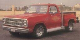 1978-1979 Dodge Lil Red Truck