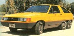 1980 Briggs & Stratton Hybrid Concept Car