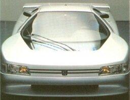 1988 Peugeot Oxia Concept Car