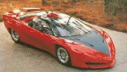 1988 Pontiac Banshee Concept Car
