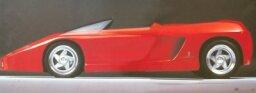 1989 Ferrari Mythos Concept Car