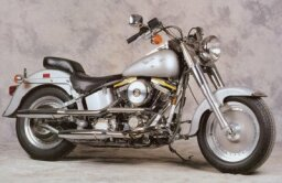 1990 Harley-Davidson FLSTF Fat Boy
