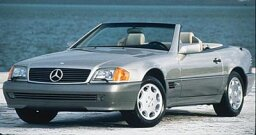 1991-2000 Mercedes-Benz SL