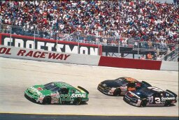 1995 NASCAR Winston Cup Results