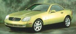 1998-2000 Mercedes-Benz SLK230