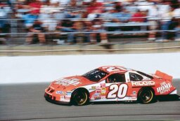 2002 NASCAR Winston Cup Results
