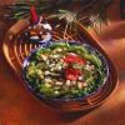 Zesty Zucchini-Chickpea Salad