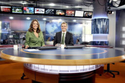 How have 24-hour news stations affected society?