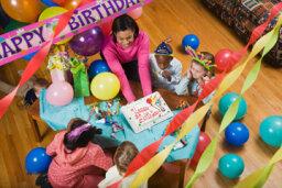 5 Birthday Decor Ideas