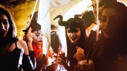 5 Grown-up Halloween Treats