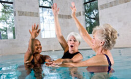 5 Water Exercises for Seniors