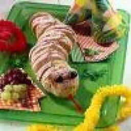 Silly Snake Sandwich