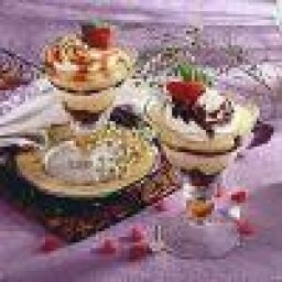 Sweetheart Pudding Parfaits