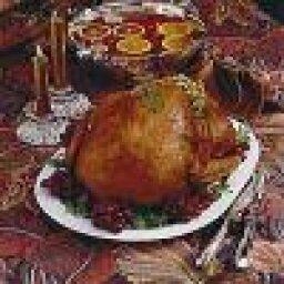Roast Turkey with Herb Stuffing