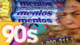 Mentos and Miss Cleo: The '90s Commercials Quiz