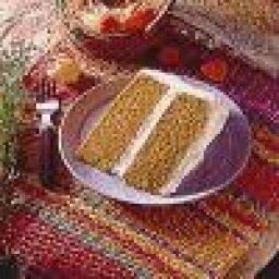 Pumpkin Spice Cake (RECIPE)