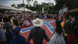 Why Is a Town in Brazil Celebrating the U.S. Confederacy?