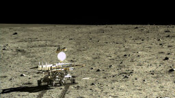 Chinese Spacecraft Lands on the Far Side of the Moon