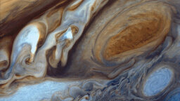 The Great Red Spot May Expose Jupiter's Watery Secret