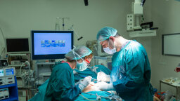 Laparoscopy: Less Blood, Less Pain, Faster Recovery