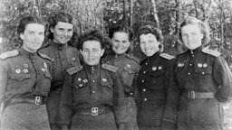 Soviet 'Night Witches' Flew Bombing Missions Against the Nazis