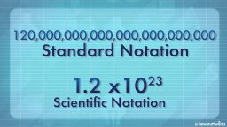 Scientific Notation Is Math's Version of Shorthand