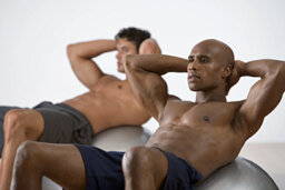 How Ab Workouts for Runners Work