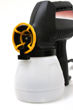 How to Use an Airless Sprayer