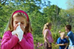 Allergies in Children