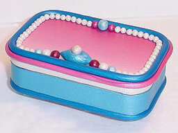 How to Make a Jewelry Box from an Altoids Tin