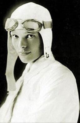Amelia Earhart's Transatlantic Flight