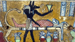 Anubis Was Ancient Egypt's Jackal-headed Guard Dog of the Dead