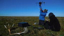 Drones Help Bridge the Gaps in Assessing Global Change