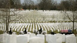 Arlington National Cemetery Is Running Out of Space