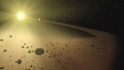 How Asteroid Belts Work