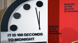 Scientists Think Humanity Is 100 Seconds From Doomsday
