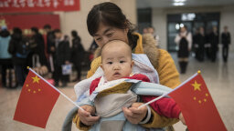 Forget Thanksgiving! Lunar New Year Sees World's Largest Annual Migration