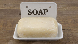 Does bar soap work better than liquid soap?