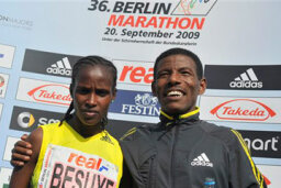 How the Berlin Marathon Works
