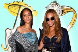 Quiz: Who Sang It: Beyoncé or Rihanna?