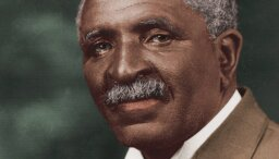 What were George Washington Carver's inventions?