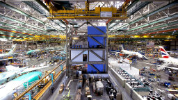 Boeing's Everett Facility Is the Largest Building on Earth