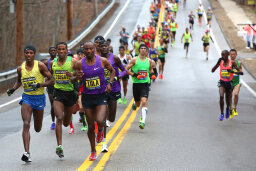 How the Boston Marathon Works